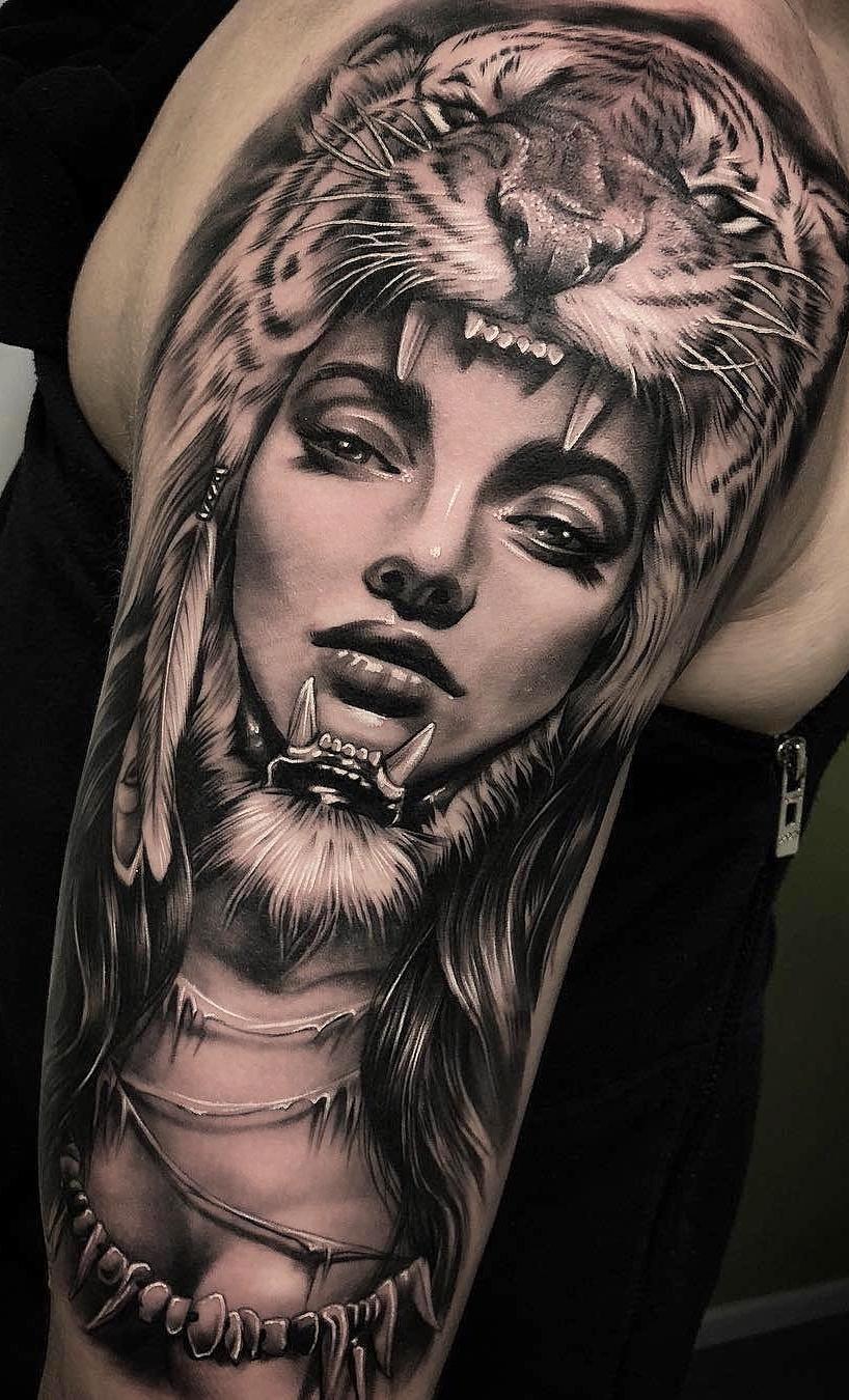 Tatuagens-na-parte-superior-do-braço-8
