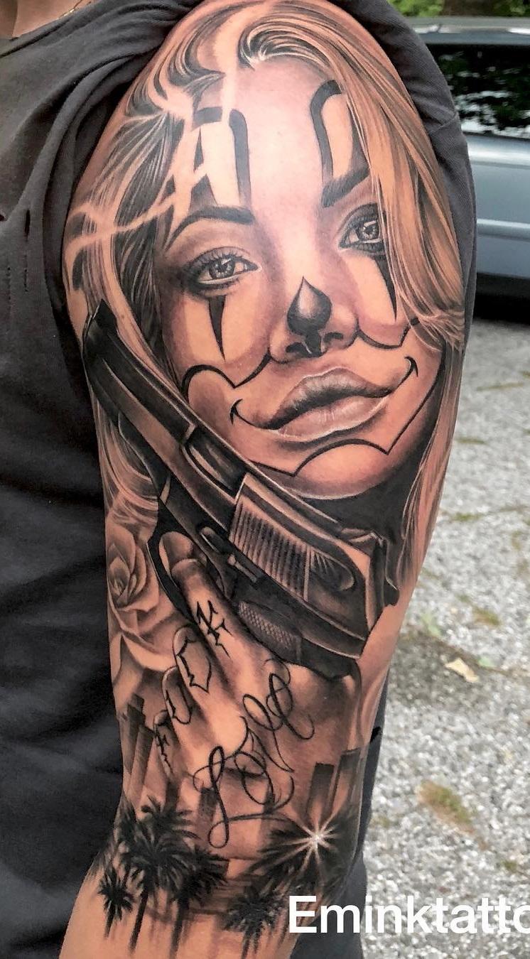 tatuagem-masculina-na-parte-superior-do-braço-2