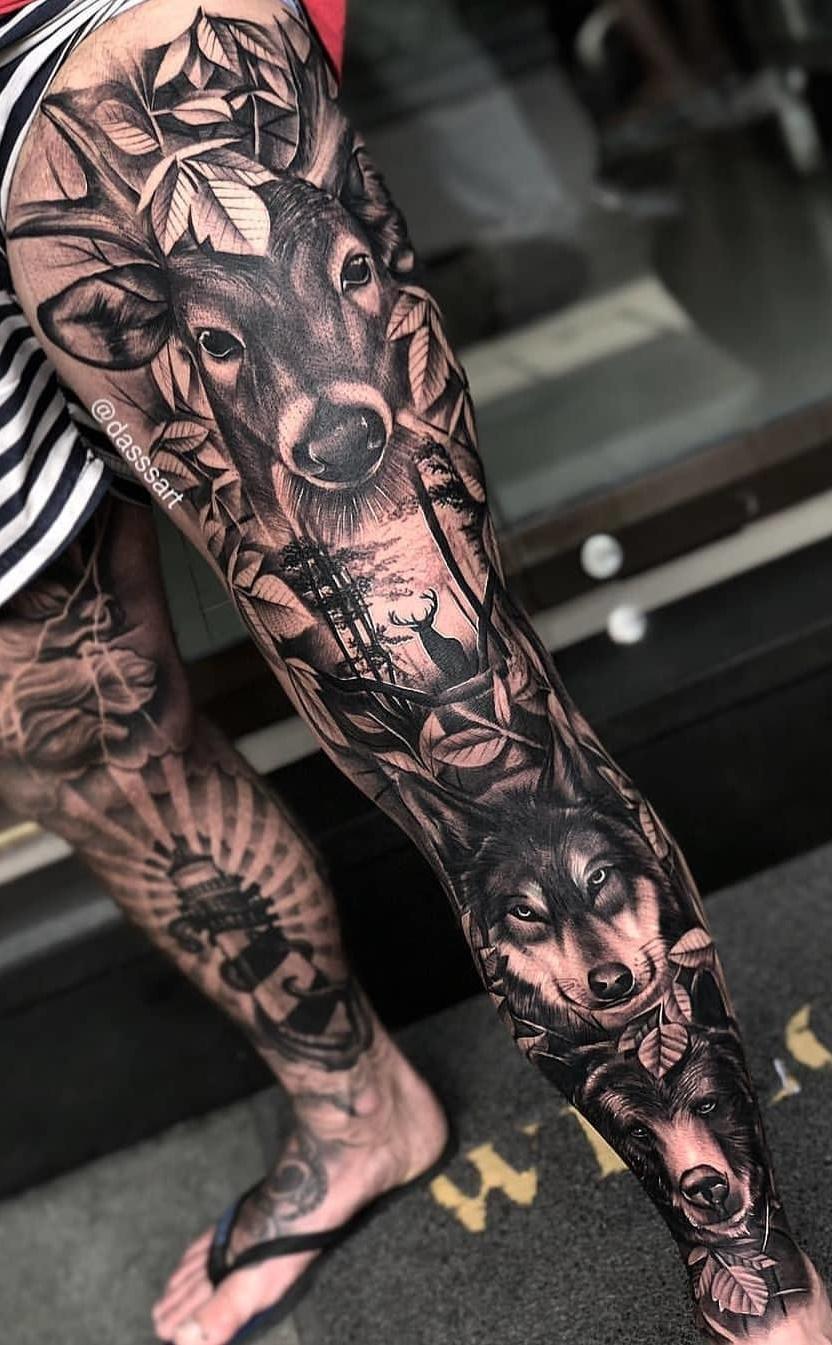 tatuagens-Masculinas-na-perna-18