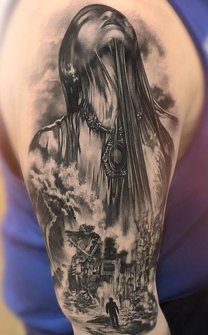 tatuagens-masculina-na-parte-superior-do-braço-13