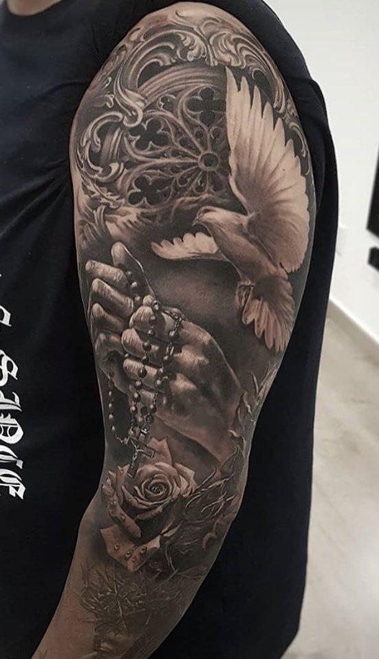 tatuagens-masculina-na-parte-superior-do-braço-22