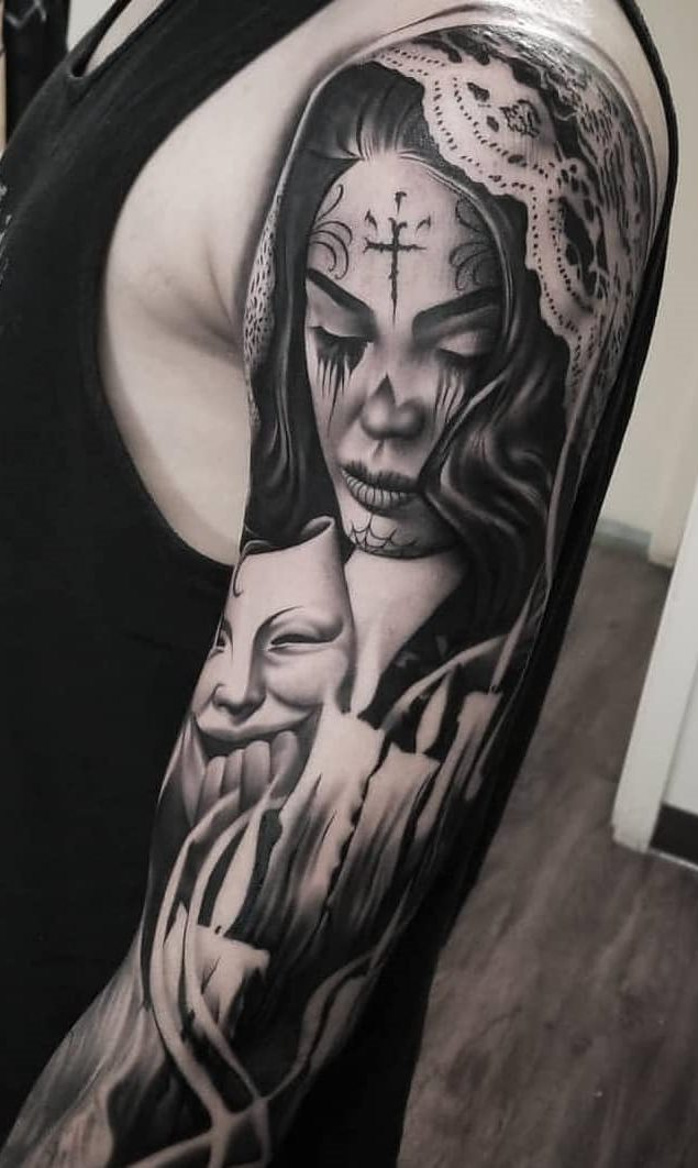 tatuagens-masculina-na-parte-superior-do-braço-5