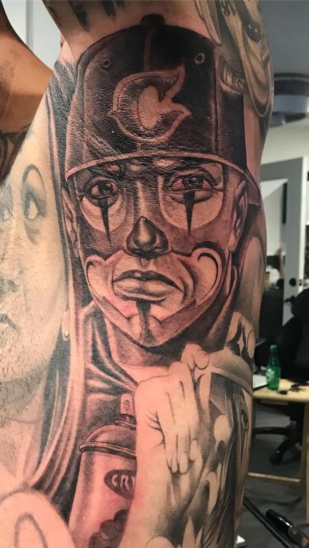 Tatuagem-de-Palhaço-10