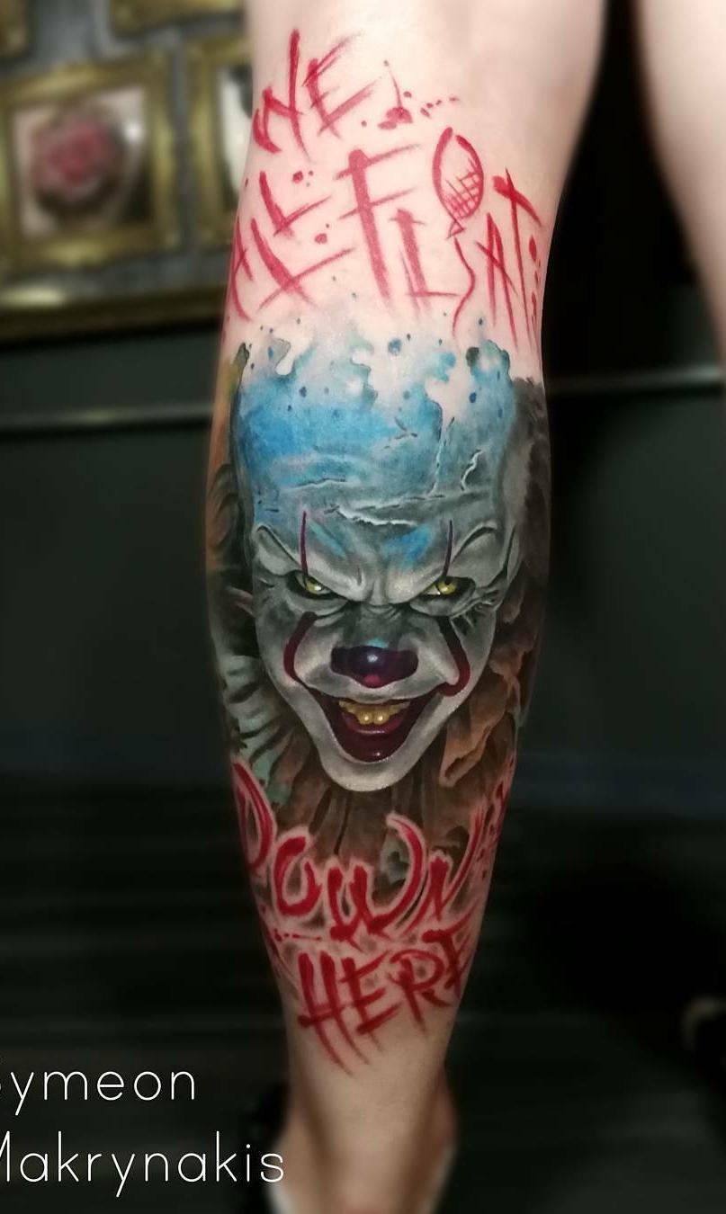 Tatuagem-de-Palhaço-12