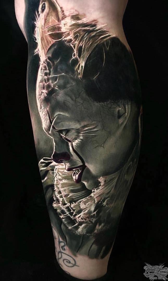 Tatuagem-de-Palhaço-13