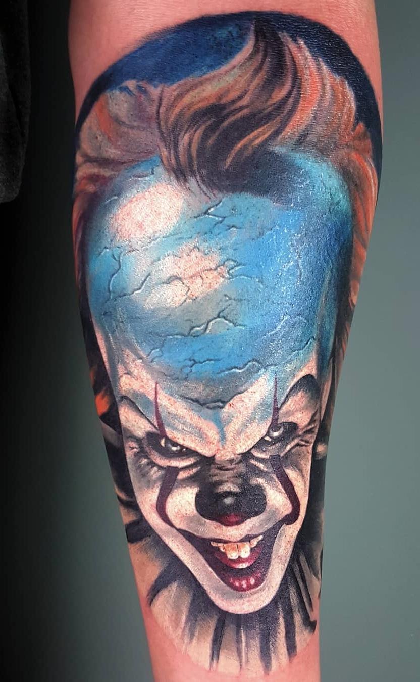 Tatuagem-de-Palhaço-14
