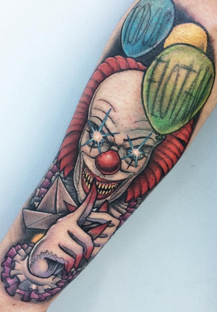 Tatuagem-de-Palhaço-20