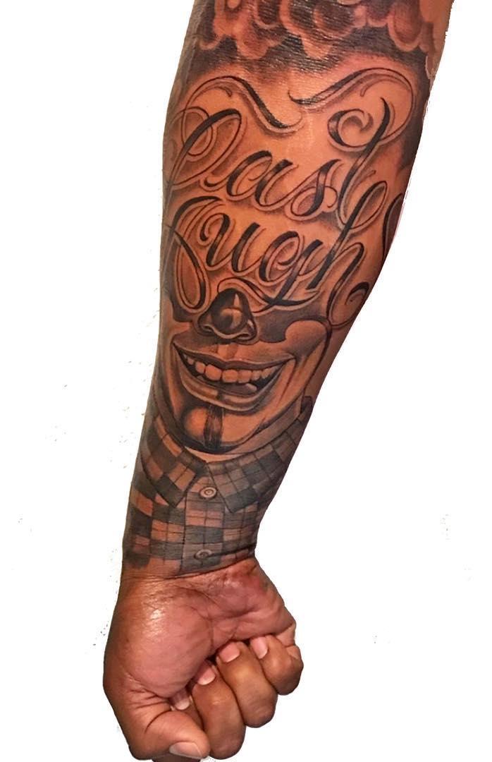 Tatuagem-de-Palhaço-21