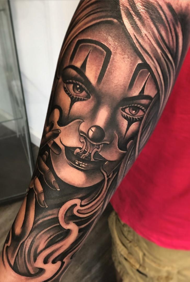 Tatuagem-de-Palhaço-24