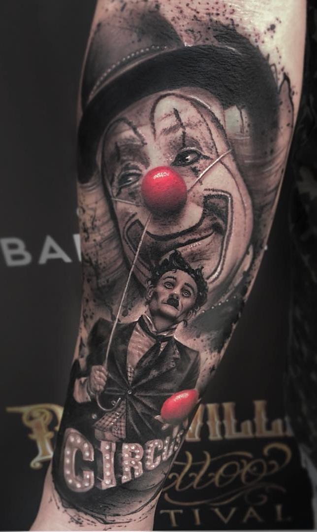 Tatuagem-de-Palhaço-28