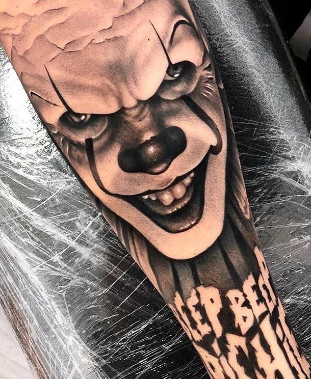 Tatuagem-de-Palhaço-29