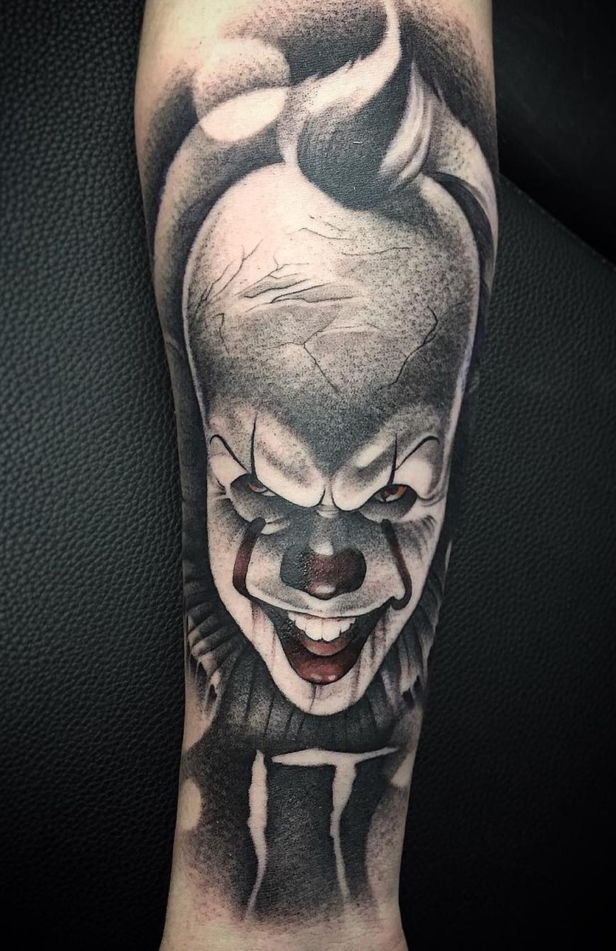 Tatuagem-de-Palhaço-32