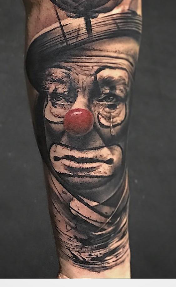 Tatuagem-de-Palhaço-39