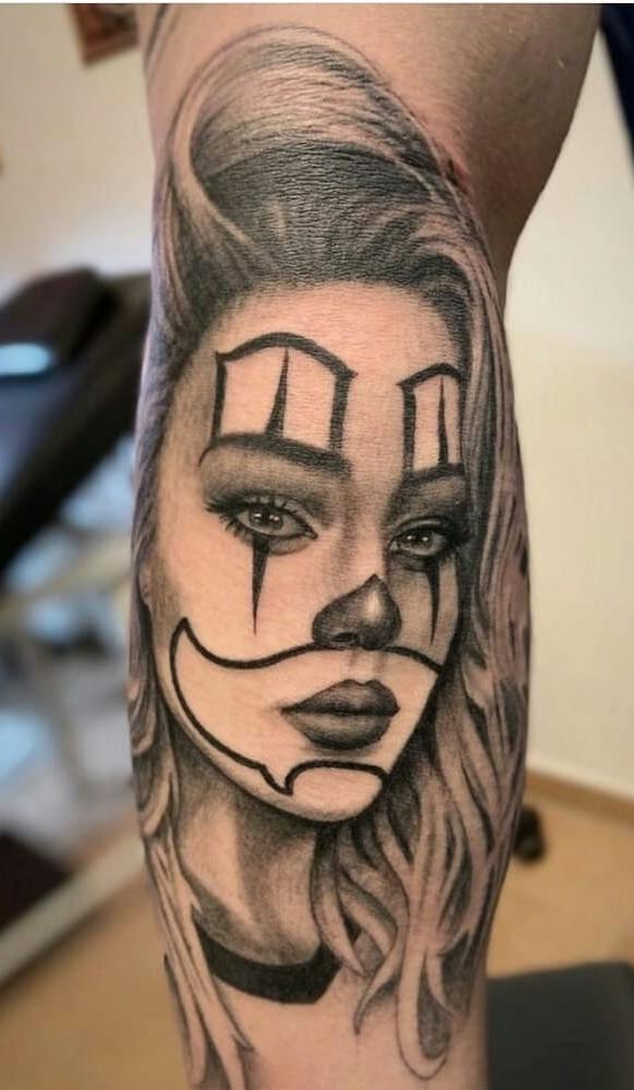 Tatuagem-de-Palhaço-42