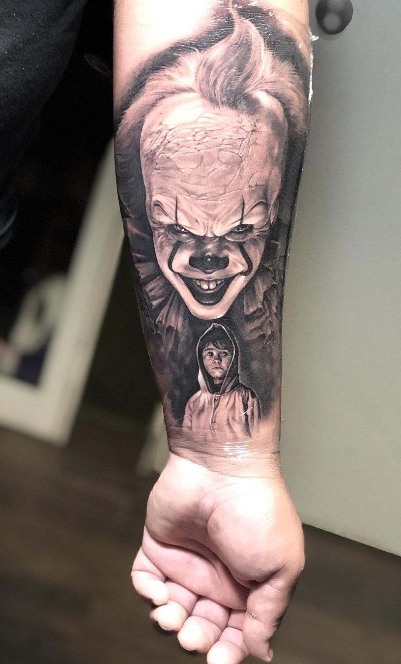 Tatuagem-de-Palhaço-57