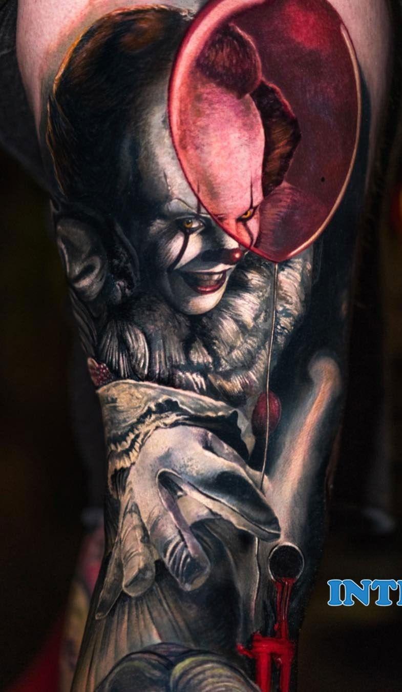 Tatuagens-de-palhaço-10