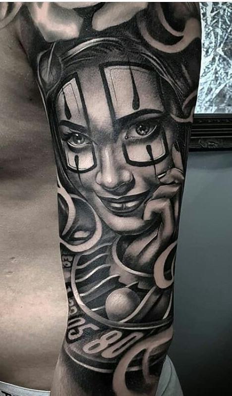 Tatuagens-de-palhaço-11
