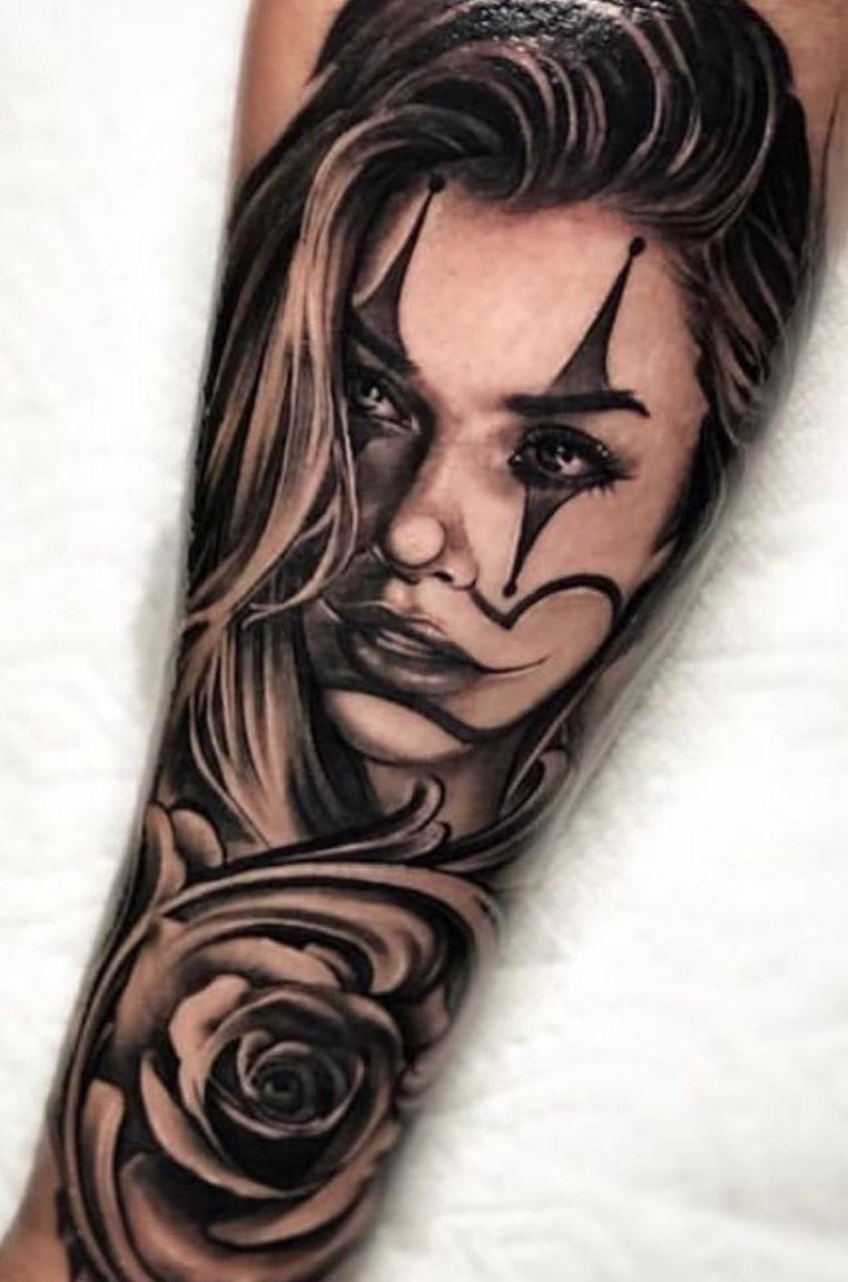 Tatuagens-de-palhaço-14