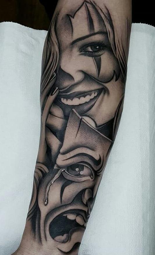 Tatuagens-de-palhaço-15