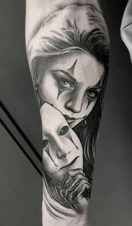 Tatuagens-de-palhaço-16