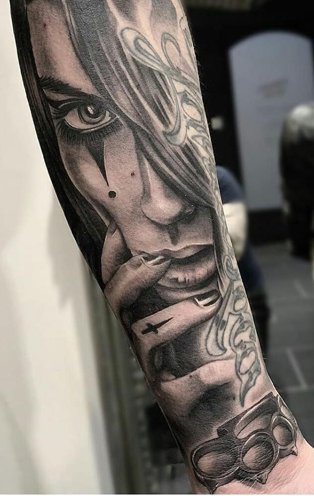 Tatuagens-de-palhaço-17