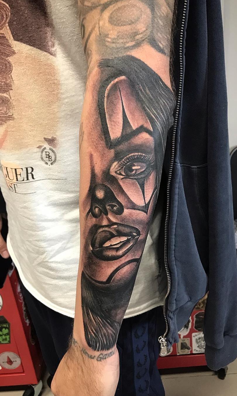 Tatuagens-de-palhaço-18