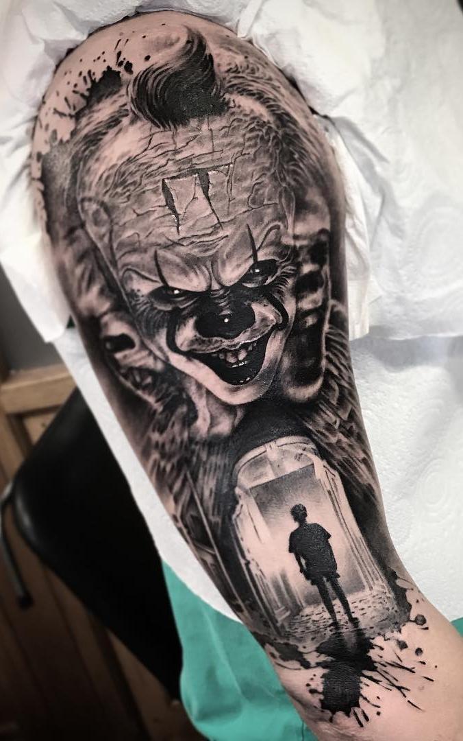 Tatuagens-de-palhaço-2