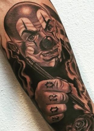 Tatuagens-de-palhaço-4