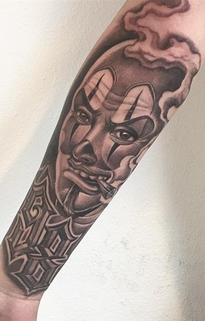 Tatuagens-de-palhaço-5