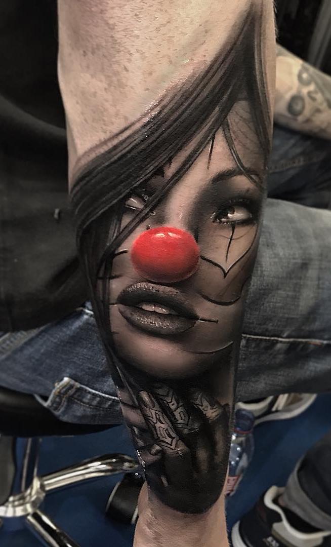 Tatuagens-de-palhaço-7
