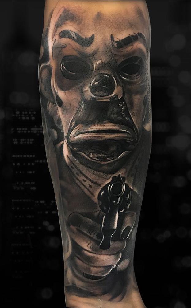Tatuagens-de-palhaço-9