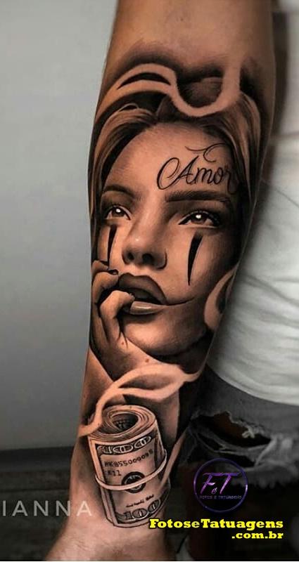 tatuagem-de-palhaço-4