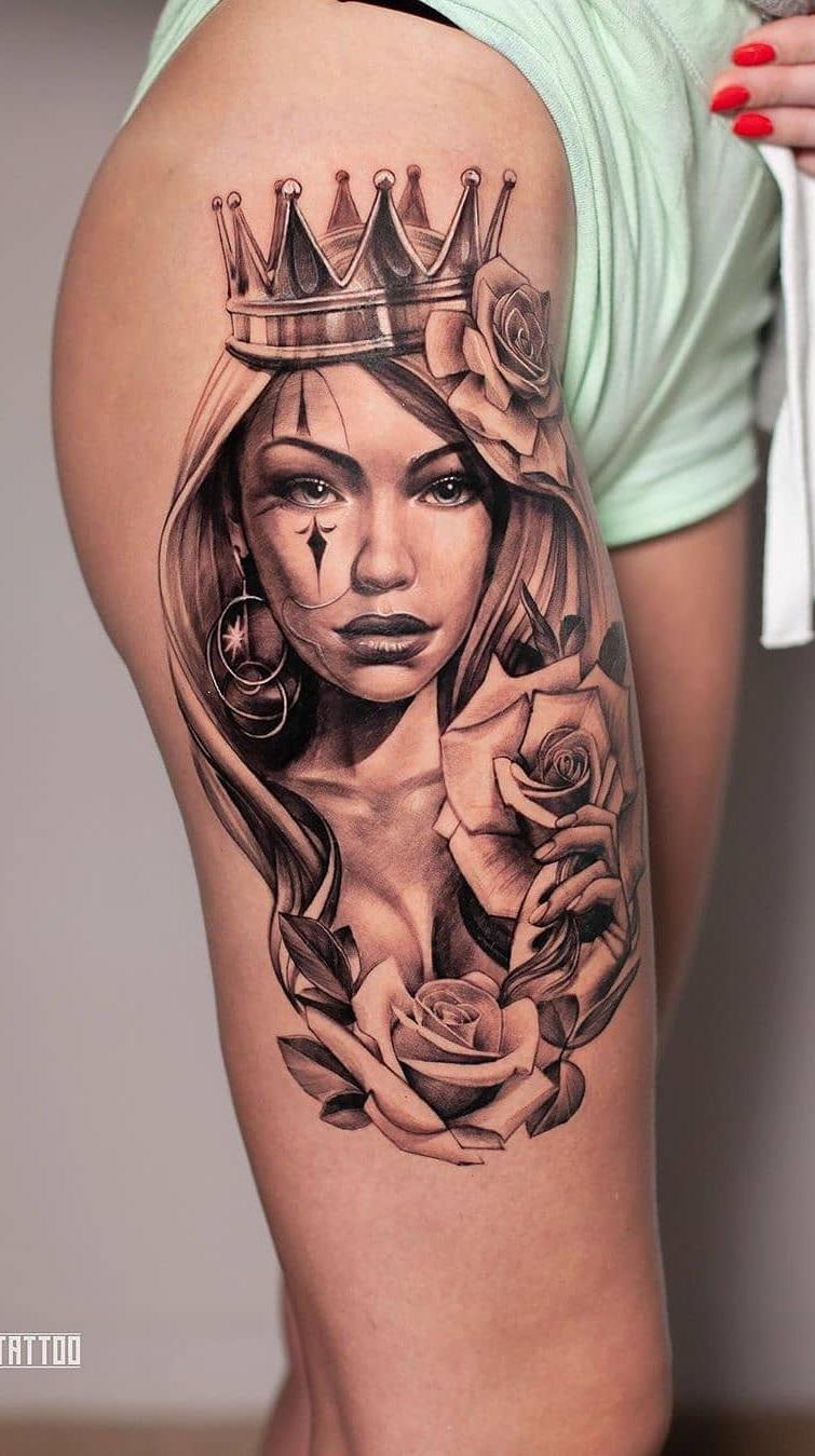 tatugem-de-palhaço