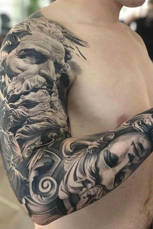 braco-fechado-de-tatuagem-poseidon