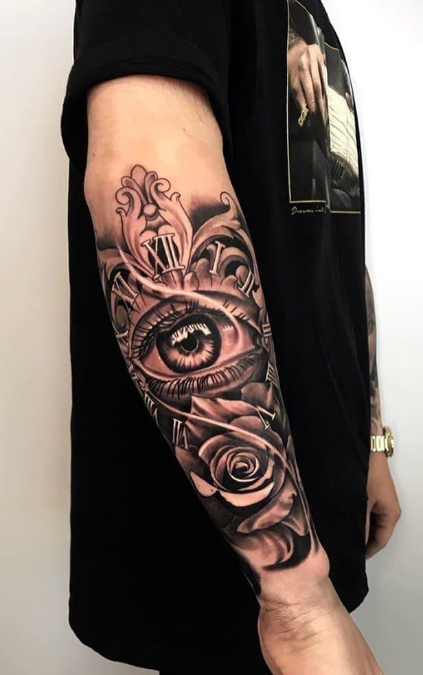 lindas-tatuagens-masculinas-no-antebraço-1