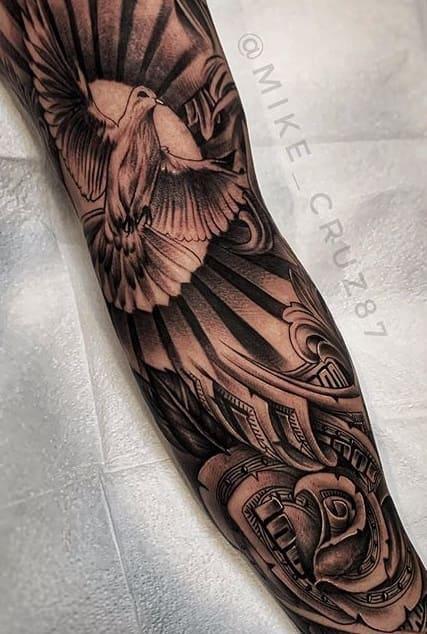 lindas-tatuagens-masculinas-no-antebraço-3