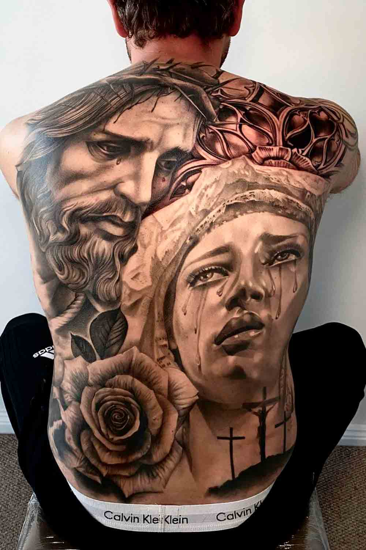 tatuagem-de-jesus-e-maria-nas-costas