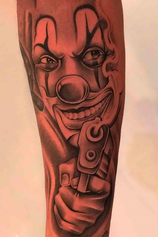 tatuagem-de-palhaco-no-antebraco-1