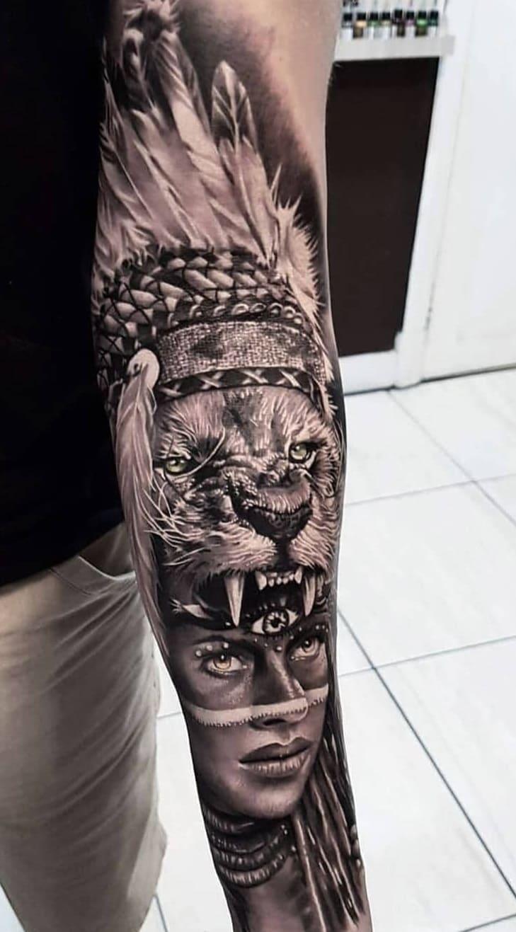 120 Tatuagens Masculinas No Braço 2019 Fotos E Tatuagens