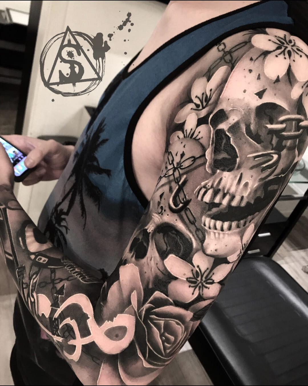 tatuagem-masculina-no-braço-16