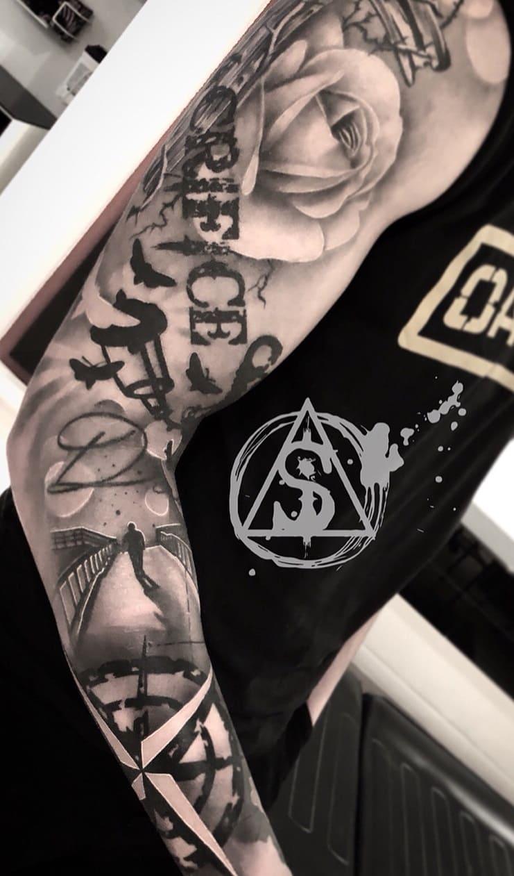 tatuagem-masculina-no-braço-2
