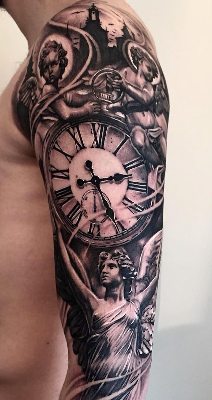 tatuagem-masculina-no-braço-22