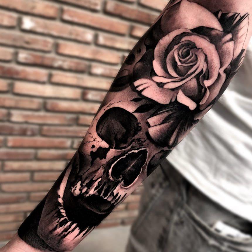 tatuagem-masculina-no-braço-31
