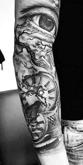 tatuagem-masculina-no-braço-36