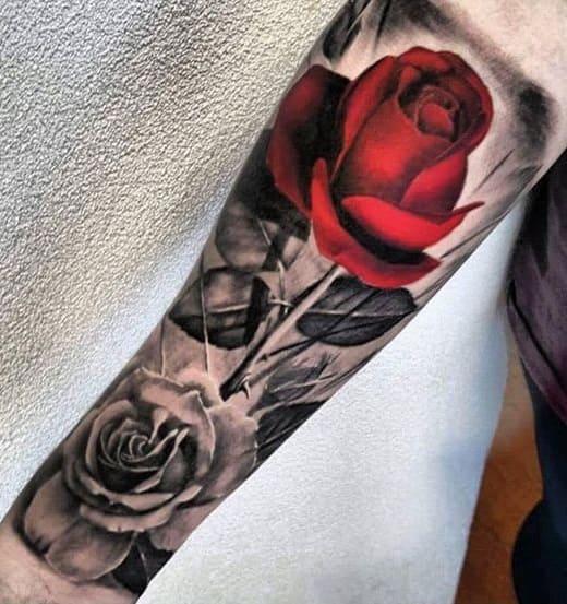 tatuagem-masculina-no-braço-38
