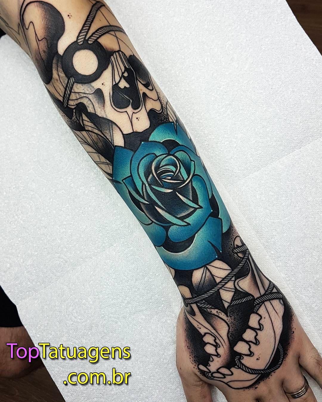 tatuagem-masculina-no-braço-50
