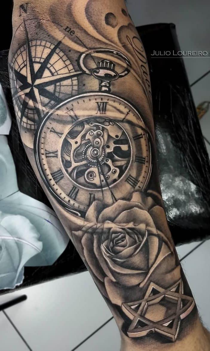 tatuagem-masculina-no-braço-68