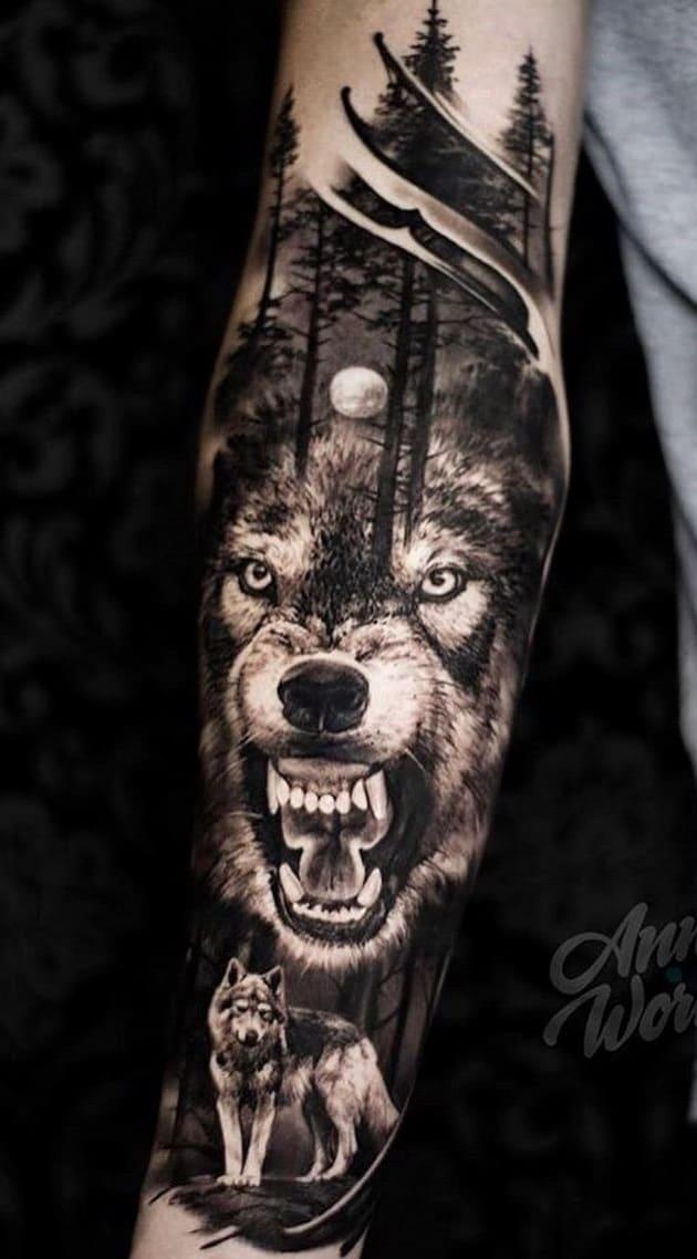 tatuagem-masculina-no-braço-77
