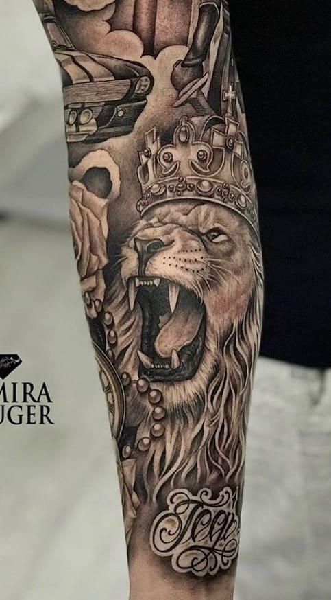 tatuagem-masculina-no-braço-79