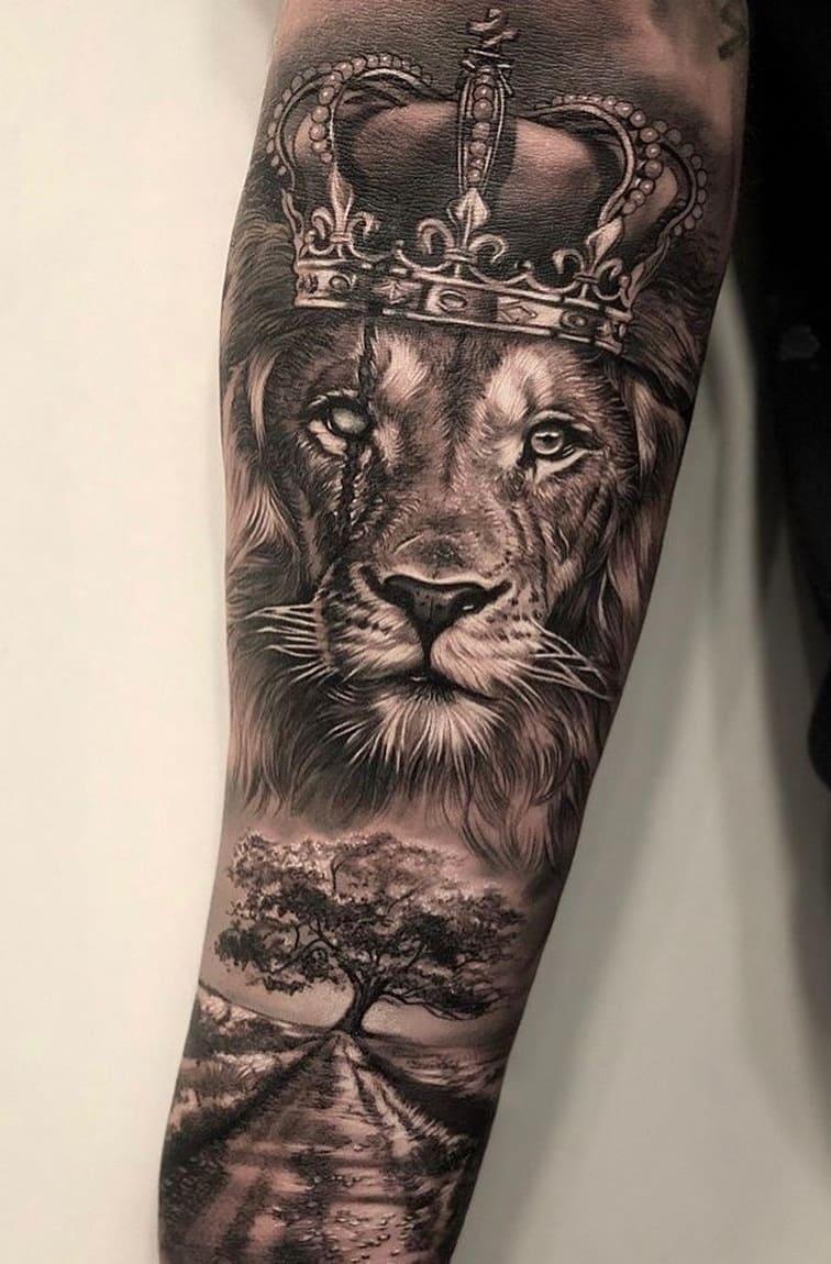 tatuagem-masculina-no-braço-88